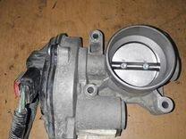 Заслонка дроссельная Ford Focus 2 V1,8-2,0