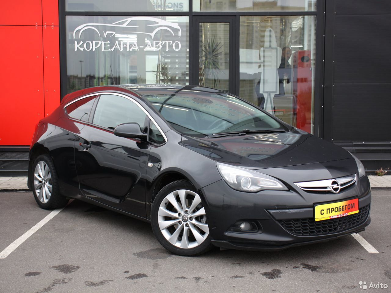 Opel Astra GTC, 2013  88129206410 купить 1