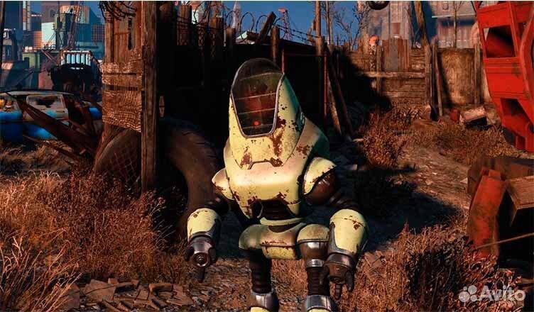 Fallout 4  89991272433 купить 2