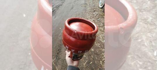 Баллоны газовые 5 л купить в Москве по низкой цене