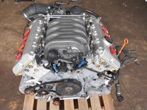 Двигатель Ауди А6 4.0 BBK