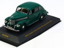 Модель авто 1/43 Opel Kapitn A 1939 IXO