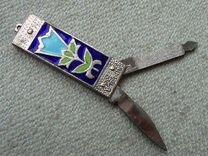 Ножик перочинный складной СССР