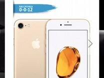 iPhone 7 32 гига золотистый Голд — Телефоны в Грозном