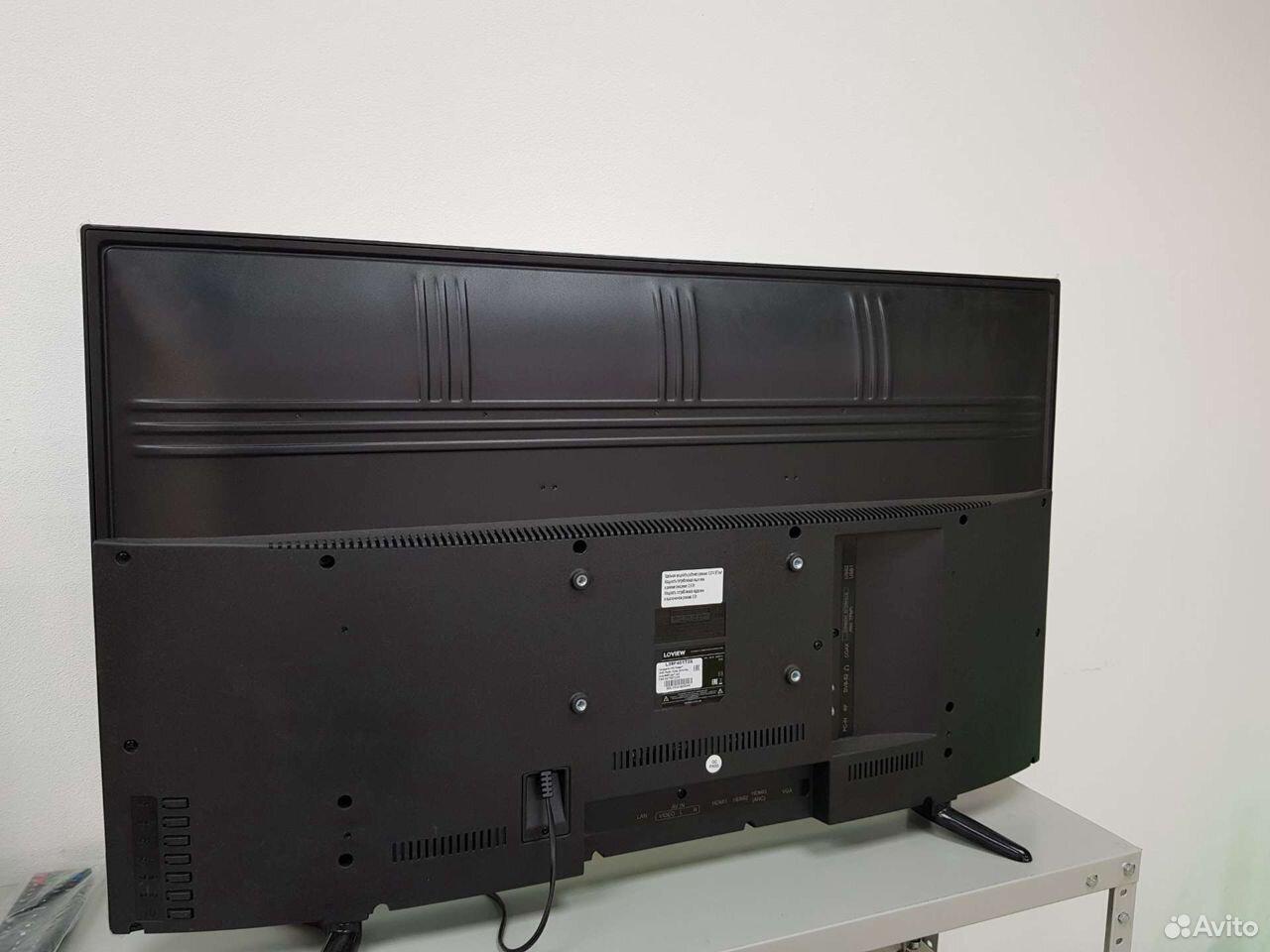 Д7) Телевизор Loview L39F401T2S  89642602386 купить 5