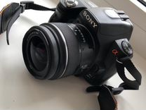 Фотоаппарат Sony Alpha 290 kit