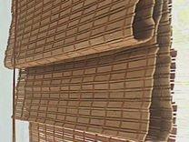 Рулонная штора бамбук