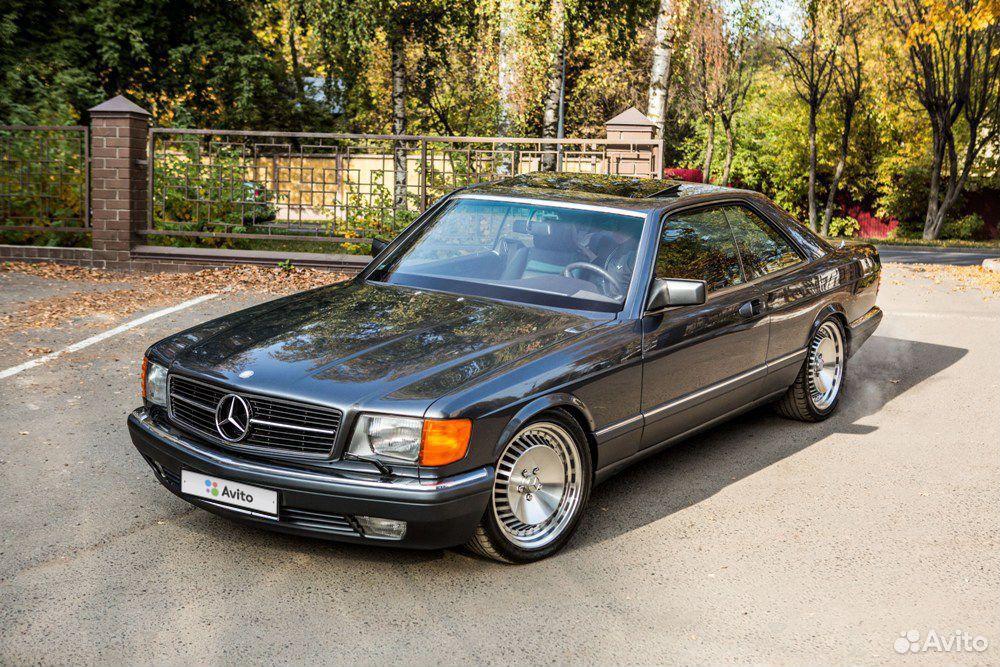 Mercedes-Benz S-класс, 1986  89600905830 купить 1