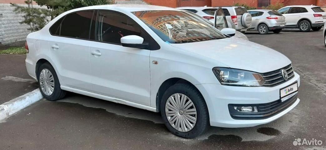 Volkswagen Polo, 2017  89682881298 купить 2