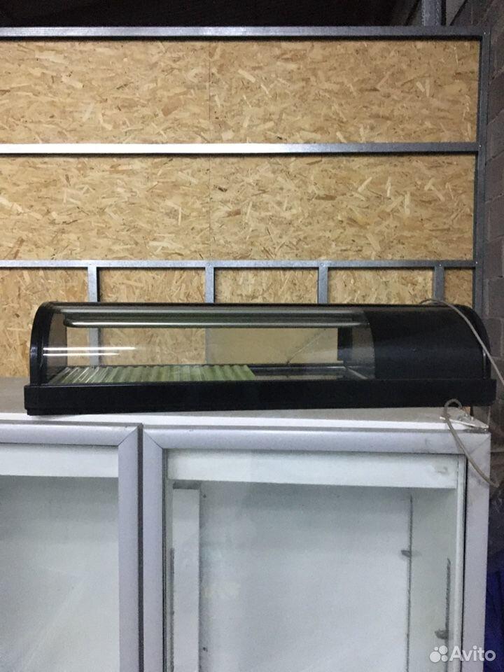 Барная холодильная витрина