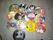 10случайных дисков
