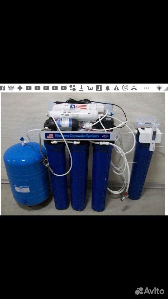 89283642050 Система деионизации, дистиляции воды