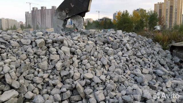 Приму бой кирпича и бетона
