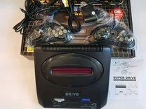Sega с закаченными играми