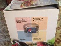 Электро сушилка для фруктов овощей