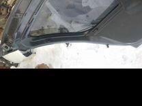 Nissan march micra дверь багажника спойлер тюнинг