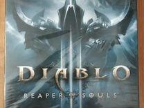 Diablo III: Reaper of Souls PC (новый диск)