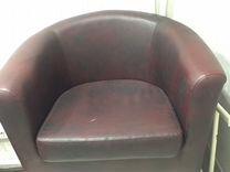 Кресло кожзам — Мебель и интерьер в Омске