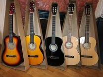 Гитары новые классические / акустические / укулеле