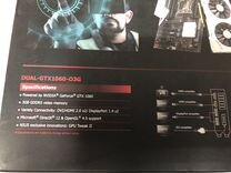 Видеокарта Asus GeForce GTX 1060-3Gb gddr5