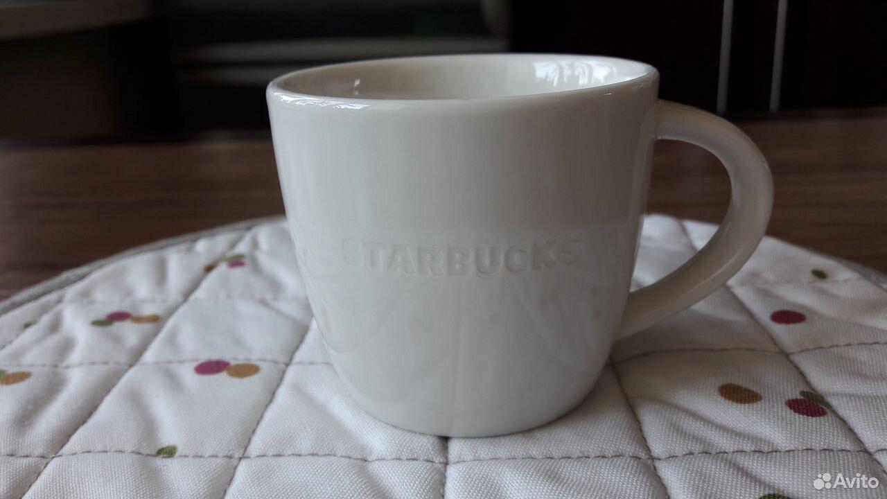Чашка Starbucks для эспрессо 100 мл
