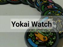 Медальоны yokai watch (йокай вотч)