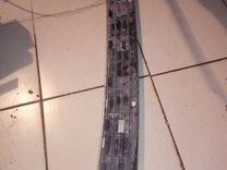 Мерседес 164 накладка заднего бампера