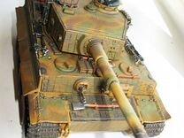 Танк Тигр- tiger 1 Unimax Forces of Valor 1:32