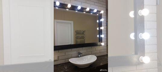 221b64f4929a Зеркало в Ванную комнату с подсветкой купить в Москве на Avito — Объявления  на сайте Авито