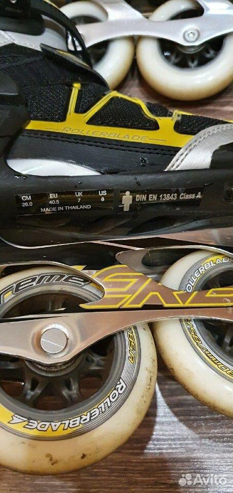 Ролики RollerBlade  89524088565 купить 2