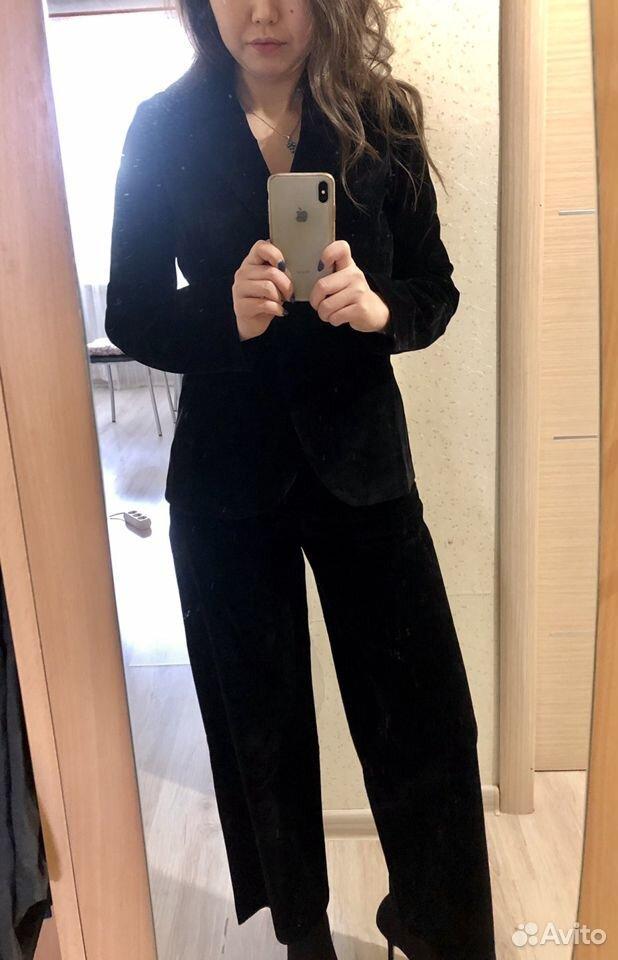 Брючный костюм женский  89021615490 купить 7