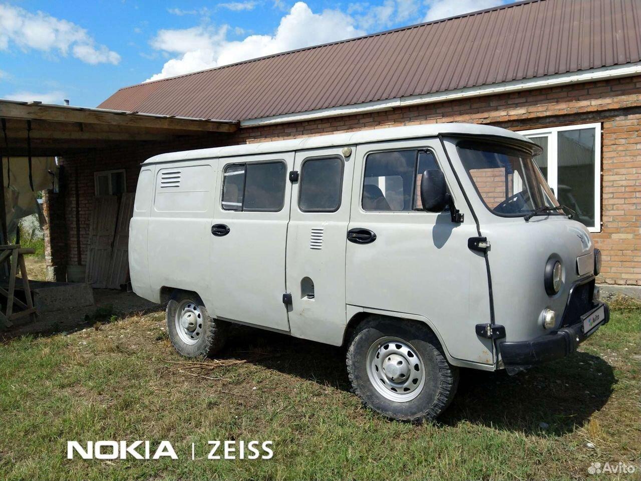 УАЗ 39095, 2012 89047276607 купить 1