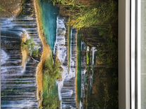 Пазл мозаика Castorland Водопад 1000