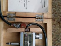 Датчик электроконтактный двухпредельный малогабари