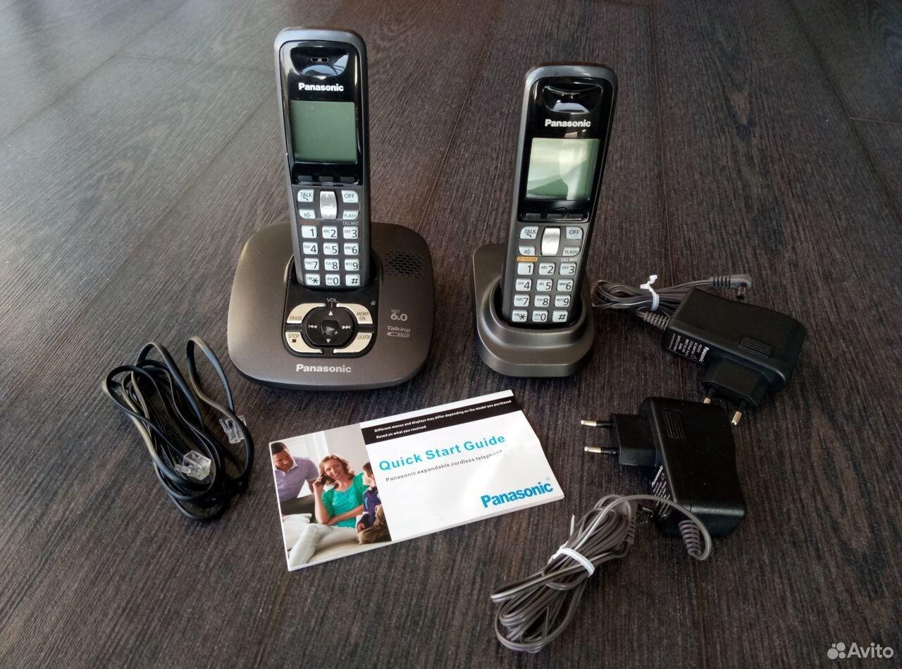 Радиотелефон Panasonic KX-TG6431  89131447675 купить 1