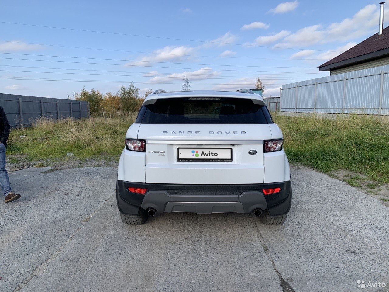 Land Rover Range Rover Evoque, 2014  89091955497 купить 2