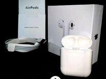 AirPods наушники Bluetooth